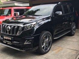 Selling Black Toyota Land Cruiser Prado 2016 in Pasig