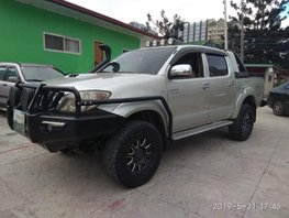 2nd Hand Toyota Hilux 2005 for sale in Manila