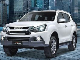 Isuzu mu-X 2020 Philippines Review: A very competent and very robust SUV