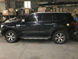 Ford Everest 2016 at 58000 km for sale in Tarlac