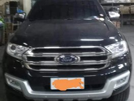 Black Ford Everest 2016 for sale in Tarlac