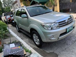 Sell Used 2009 Toyota Fortuner at 95000 km