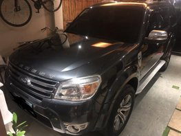 Selling 2nd Hand Ford Everest 2013 at 80000 km in Leyte