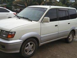 Selling White Toyota Revo 2000 at 130000 km in Davao City