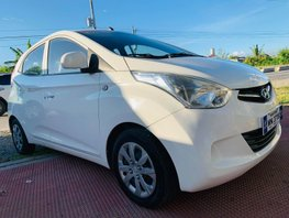 Sell Used 2016 Hyundai Eon Manual in Isabela