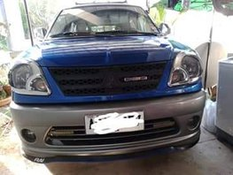 Blue Mitsubishi Adventure 2014 for sale in Taytay