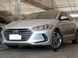 Hyundai Elantra 2016 Automatic Gasoline for sale in Makati
