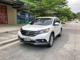 Selling White Honda Cr-V 2014 Automatic Gasoline at 41000 km
