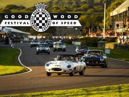 Top 7 cars from the Goodwood Festival of Speed 2019