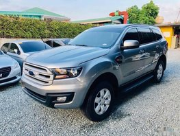 Silver Ford Everest 2017 Manual Diesel for sale in Manila