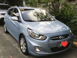 Selling Hyundai Accent 2013 Hatchback in Quezon City