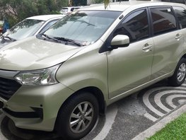 Selling Used Toyota Avanza 2017 at 15000 km in Pasig