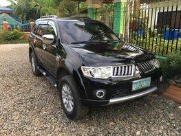 Sell Used 2012 Mitsubishi Montero Sport in Isabela