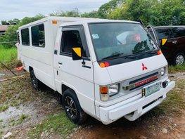 White 2012 Mitsubishi L300 Van Manual Diesel for sale