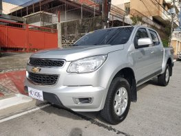 Sell Used 2015 Chevrolet Colorado Truck in Quezon City