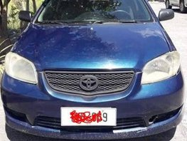 Blue Toyota Vios 2006 Sedan at 48000 km for sale in Tarlac City