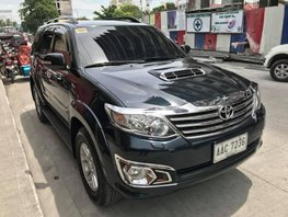 2014 Toyota Fortuner for sale in Angeles