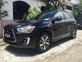 Sell Black 2015 Mitsubishi Asx at 59000 km in General Trias