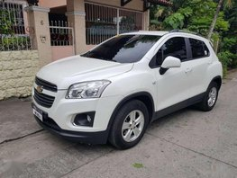 Selling Chevrolet Trax 2016 in Manila