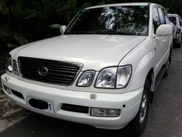 Used 2002 Lexus LX at 70000 km for sale