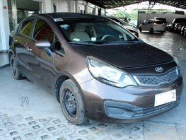Selling 2014 Kia Rio Sedan for sale in Cavite