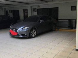 Selling Lexus Is 350 2015 Automatic Gasoline