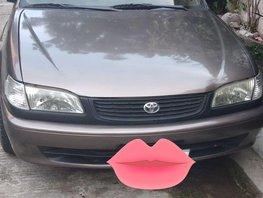 Toyota Corolla 1998 at 120000 km for sale in Manila