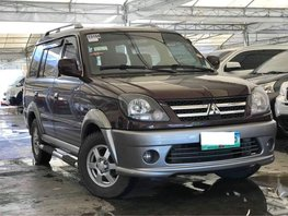 2012 Mitsubishi Adventure Manual Diesel for sale