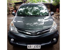 Selling 2nd Hand Toyota Avanza 2014 at 91000 km