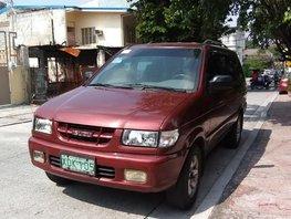 2002 Isuzu Crosswind for sale in Quezon City