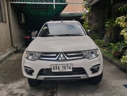 Selling Used Mitsubishi Montero Sport 2012 at 37000 km