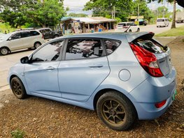 Sell Used 2013 Hyundai Accent Hatchback in Isabela