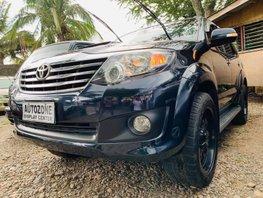 Selling Used Toyota Fortuner 2014 Manual Diesel