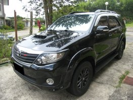 2014 Toyota Fortuner Automatic Diesel for sale