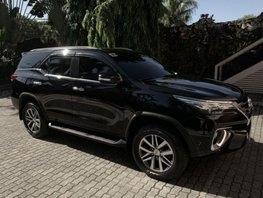 2017 Toyota Fortuner for sale in Las Piñas
