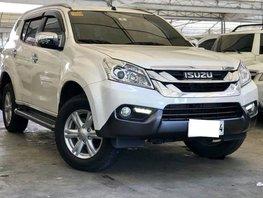 2017 Isuzu Mu-X for sale in Manila