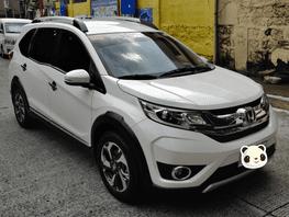 Used 2017 Honda BR-V for sale in Quezon City