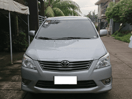 2012 Toyota Innova at 114000 km for sale