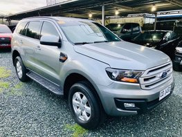 2017 Ford Everest Diesel Manual for sale