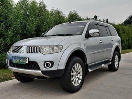 2009 Mitsubishi Montero for sale in Las Pinas