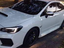 2018 Subaru Wrx Sti for sale in Quezon City