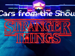 The Best Classic Cars from Netflix Smash Hit Stranger Things