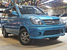 Blue 2017 Mitsubishi Adventure Diesel Manual for sale in Quezon City