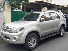 Used 2007 Toyota Fortuner Automatic Diesel for sale