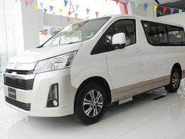 Selling White 2019 Toyota Hiace Van in Santa Rosa
