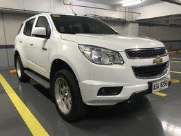White 2015 Chevrolet Trailblazer at 67000 km for sale