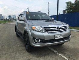 Used Toyota Fortuner 2014 for sale in Iloilo