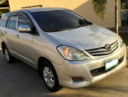 Toyota Innova 2011 for sale in Davao City
