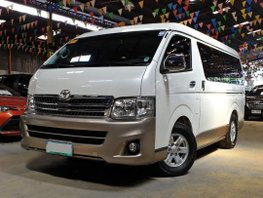 2013 Toyota Hiace for sale in Quezon City