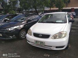 Sell White 2003 Toyota Corolla Altis in Parañaque